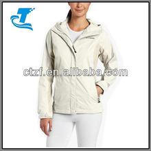 2014 Hot Sell Outdoor Wear Women Rain Jacket