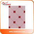 impermeável wearable piso transparente vinil