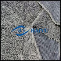 polyester sherpa fleece fabric fleece