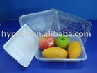 plastic vegetable/Fruit/meat packaging Plate/Tray