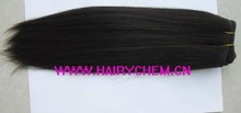 natural color Indian remy human hair weft paypal