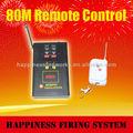 2 señales de control a distancia de fuegos artificiales sistema de disparo, con el certificado del ce de fuegos artificiales del sistema, la fabricación de china, buena calidad( db02r- 2)