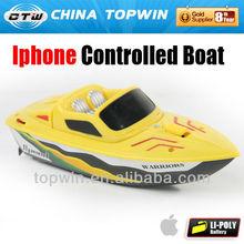 I-phone controlled boat (REB873B) catamaran boat toy