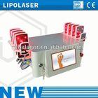 Quick slim! Lipo laser slimming machine LP-01 /CE ISO acupuncture medical equipment