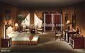 5 star hotel de projetos móveis para casa / fotos de moderna camas de madeira HR101
