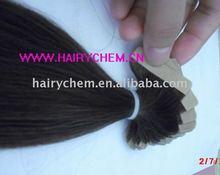 cheap glue skin hair weave extension