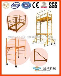 Scaffold System-Multifunctional Portable Scaffolding