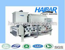 Belt Filter Press for Fruit or Vegetable Juice Treatment (HTB Series)