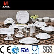 2013 New Round-square Porcelain Dinnerware