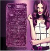 2013 super bling rhinestone crystal mobile case for iphone5/5S,iphone 4/4S case