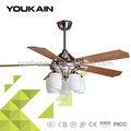 52 pulgadas de estilo moderno de diseño del ventilador de techo