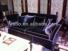 Modern Fashional hotel lobby sofa set