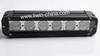 2015 new LIWIN single row sxs led light bar 60w for sale
