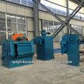 q32 sobre orugas cinturón de la máquina de granallado precio en qingdao