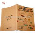Kraft quaderni, quaderni, a buon mercato nota libro, nota stampa del libro