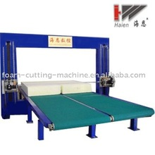 mattress flexible foam cutting machine(with dual-blade)