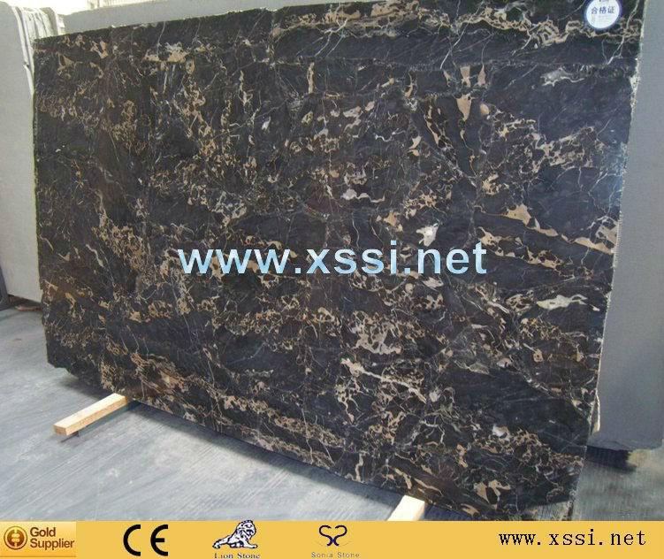 Portoro Marble Tile