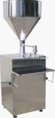 GZ-B Semiautomatic Filling Machine (Electric or Pneumatic)