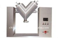 V shape dry food powder mixer