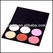 6 colors pressed powder Magic Makeup Foundation,