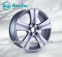 17-inch alloy wheels for Kia