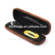 Genuine Triplet 10x 20.5mm Lens bonded Diamond Loupe Jewelry Loupe