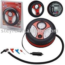 cyclo-shape auto air inflator , 12v air inflator , 12v car compressor,12v tire inflator