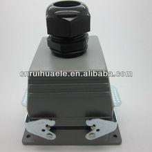 whole sales HDC-HSB-012-0235A 500V 12pins heavy duty idustrial connector