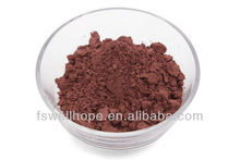 Iron oxide pigment coral pink color powder