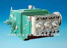 Hy70-70 300~1200Bar 28~200L/Min high pressure triplex plunger pump