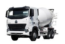SINOTRUK HOWO 6x4 6-16 m3 Concrete Pump Mixer Truck 371hp For Sale