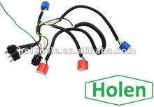 motorcycle headlight harness