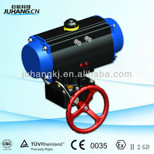 JUHANG.CN Manual Clutch Type Turbine Box Actuator