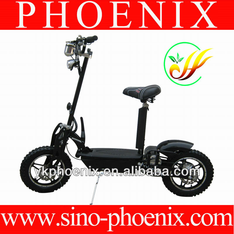 CE approved big wheel electric scooter for adults with 1300w (01-36v1000W )