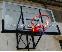 Wall Mounted Basketball board design