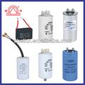 Condensador electrolítico de aluminio/motor de arranque condensador cd60
