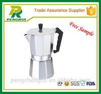 cooks espresso coffee maker/espresso coffee maker/aluminium coffee makers