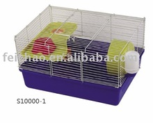 hamster wire and plastic cage