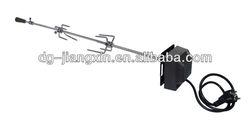 Gas bbq heavy duty rotisserie motor set