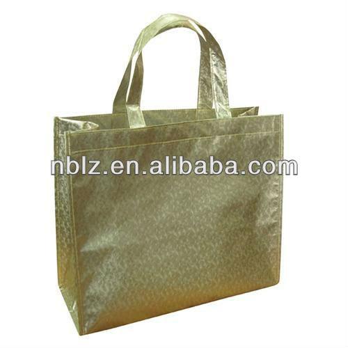 color non woven shopping bag