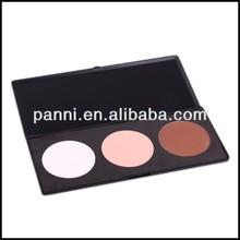 3 colors pressed powder Magic Makeup Foundation,face powder