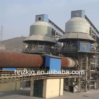 Aluminium Oxide Rotary Kiln With Factory Direct Sale