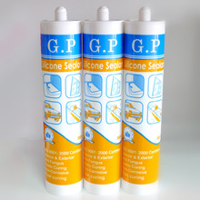 High quality heat resistant silicone sealant