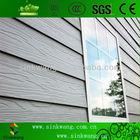 Wood Grain Fiber Cement Siding Board
