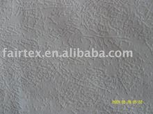 100% polyester burnout velvet upholstery fabric