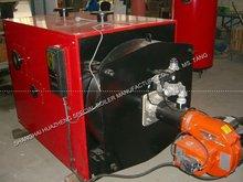 2400KW horizontal natural gas fired tube boiler