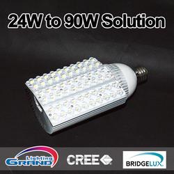 good quality Bridgelux chip e27 e40 street led light