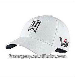 Custom embroidered golf caps/baseball hat/sports hat