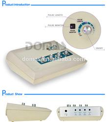 Mini tens/ems body massager stimulator SM9366 portable health care