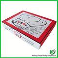 Caixa ondulada da caixa especificação, impresso caixa de papelão ondulado